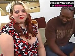 Black Guy Finds Amazing Bbw Fat Ass And Fucks Part 1