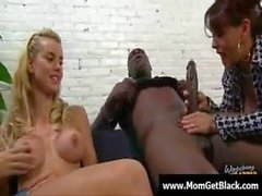 Big tit sexy milfs enjoy black cockhard and deep in pussy 16