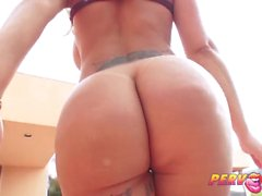 Eva Notty Horny MILF with a Dark Desire for BBC