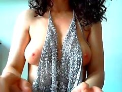 amateur creamyexotica flashing boobs on live webcam