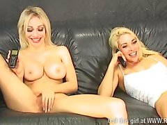 Victoria Summers & Chessie Kay together