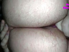 Chubby wife gets fucked on cam