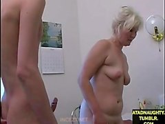 Step-Mom & Step-Son Fuck While Dad Is Out (Foreign) atadnaughty-tumblr