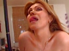 Busty Mature Amateur Wife Toying...