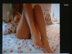JenniferJesson beautiful blonde with perfect feet