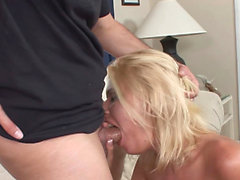 Beach Babe MILF Riley Evans Invited To Porn