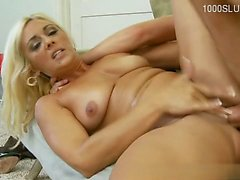 Busty model anal audition