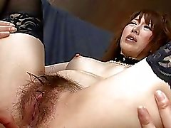 JAPAN HD Squirting Japanese Pornstar gets a Creamp