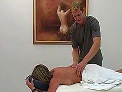 Massage Leads To A Fuck Session - Massage Leads To A Fuck