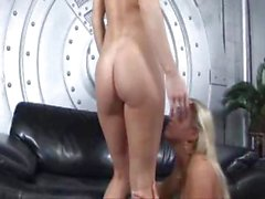 Blonde Fucks A Redhair With Perfect Tits