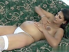Tettona italiana painful fuck