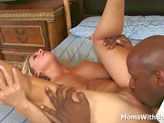ample orb cougar Devon Lee A Hard Working Black Cock Tester