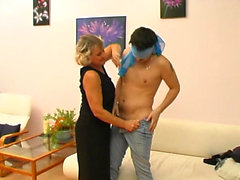 Mature Lola mature hardcore busty mom riding blowjob